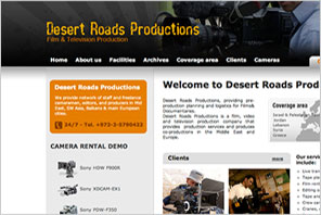 Desert Roads Productions