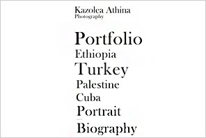 Kazolea Athina / Photographer