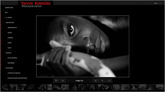 Yannis Kolesidis / Photographer