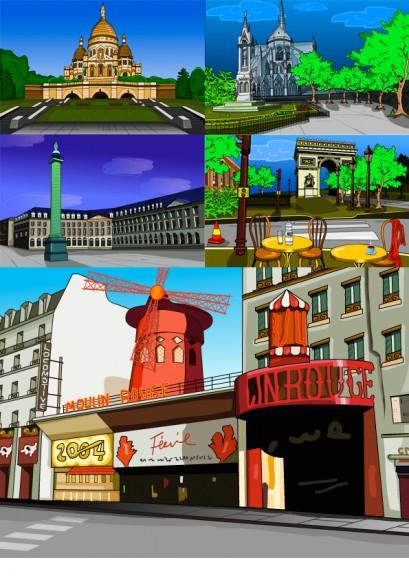 Flash Comic Platform Games