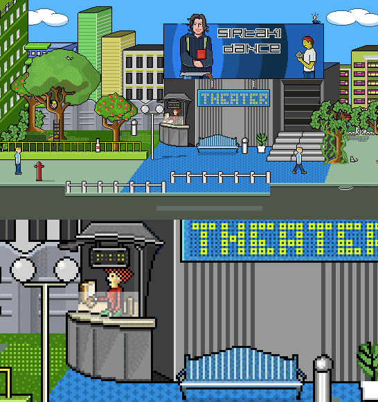 pixel_town