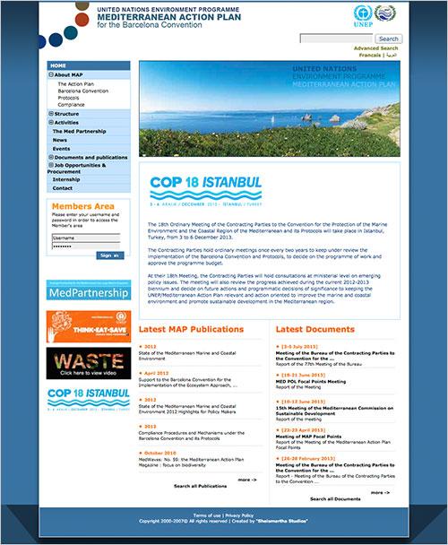 Unepmap / United Nations Environment Programme