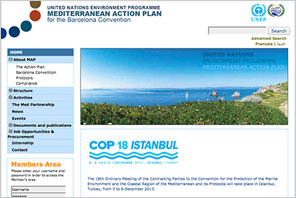 Unepmap / United Nations Environment Programme / Mediterranean Action Plan