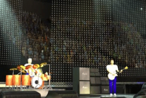 U2 / Pixel Back Projection