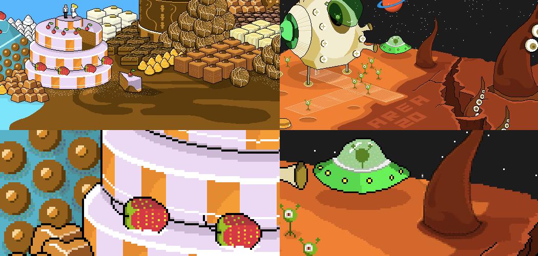 Pixel Art Projects